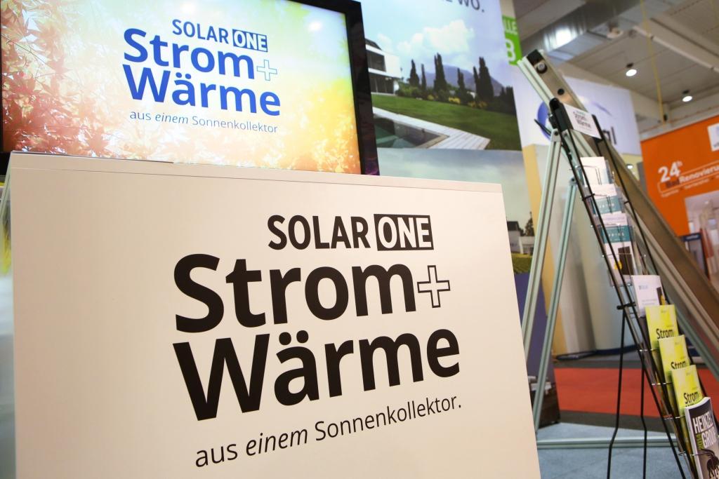 Strom UND Wärme aus einem Sonnenkollektor